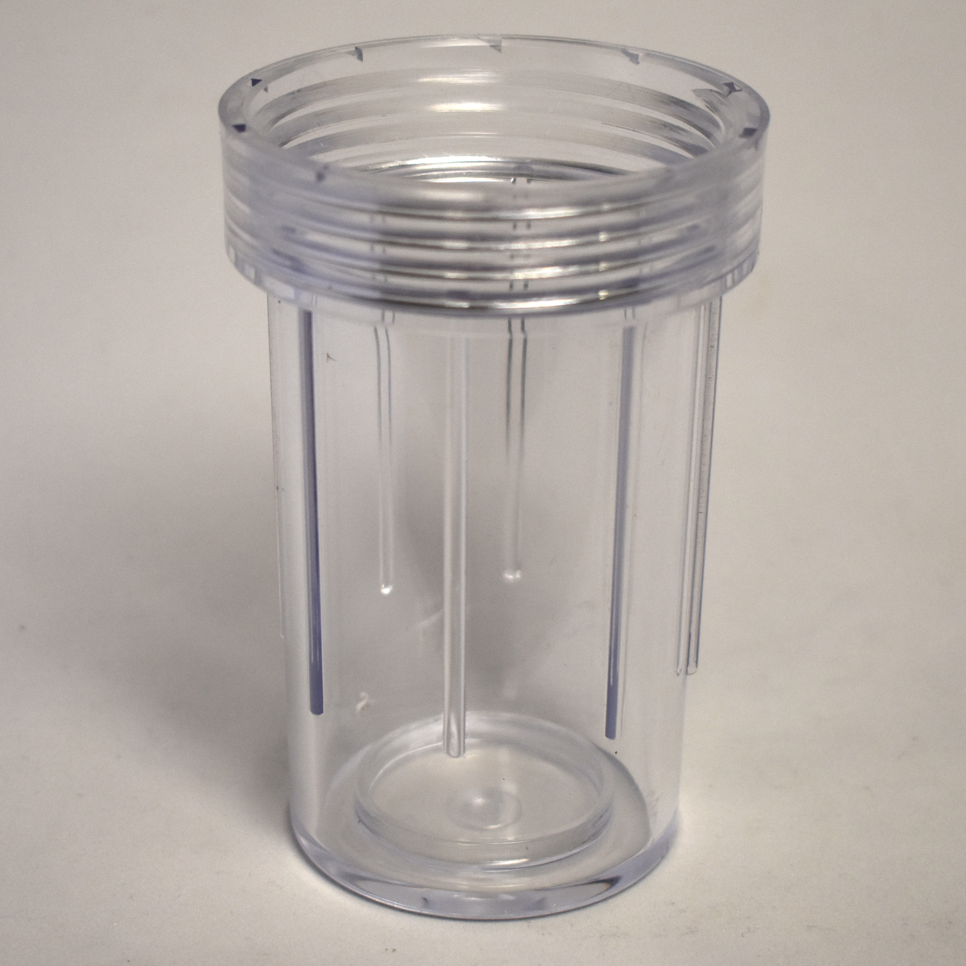 "LS-210100 Clear Bowl for GNC 3/4"" or 1"" Suction Filter"